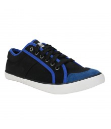 Vostro RN04 Black Blue Men Casual Shoes VCS0132